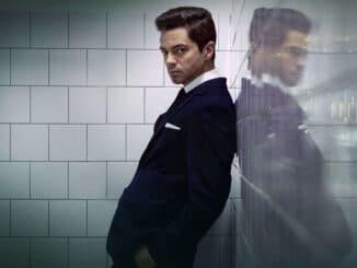 Fielding Scott (Dominic Cooper) Spy City