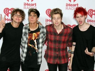 5 Seconds of Summer - iHeartRadio Music Festival Las Vegas 2014