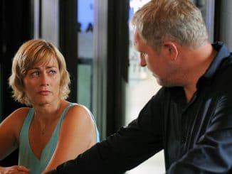 Nel (Gesine Cukrowski) und Marc Innes (Harald Krassnitzer) ringen um ihre Ehe