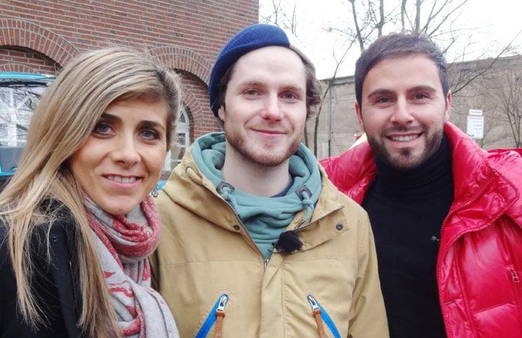 biete Rostlaube, suche Traumauto - Panagiota Petridou hilft Simon Mellnich aus Mülheim - TV News