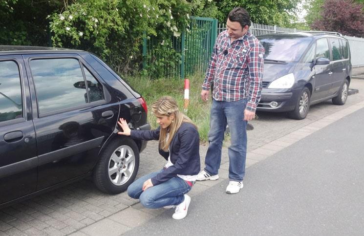 biete Rostlaube, suche Traumauto: Panagiota Petridou hilft Ergotherapeut Gerrit - TV News