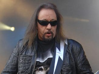 Ace Frehley - Download Festival 2008