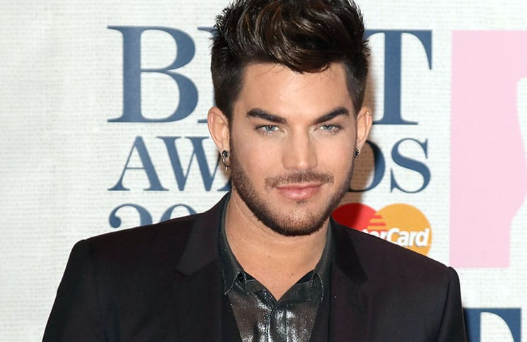 Adam Lambert - BRIT Awards 2015