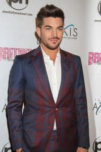 "Adam Lambert - ""Britney: Pieces of Me"" Grand Opening at Planet Hollywood Las Vegas"