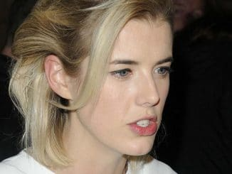 "Agyness Deyn - ""Pusher"" UK Gala Screening"