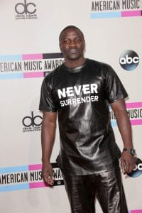 Akon - 41st Annual American Music Awards