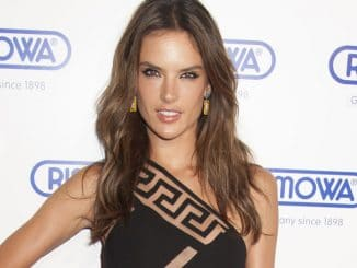Alessandra Ambrosio - Rimowa New York City Store Grand Opening