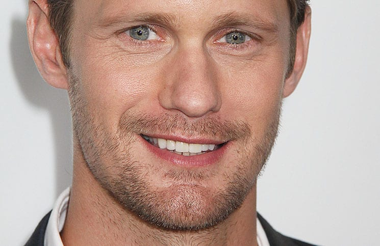 "Alexander Skarsgard - ""The East"" Los Angeles Premiere"