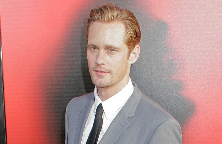 "Alexander Skarsgard - HBO's ""True Blood"" Season 6"