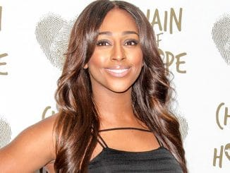 Alexandra Burke - Chain of Hope Gala Ball 2014