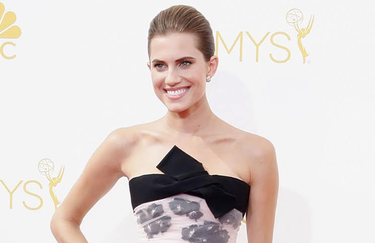 Allison Williams - 66th Annual Primetime Emmy Awards