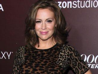 Alyssa Milano - The Hollywood Reporter's Next Gen 20th Anniversary Gala