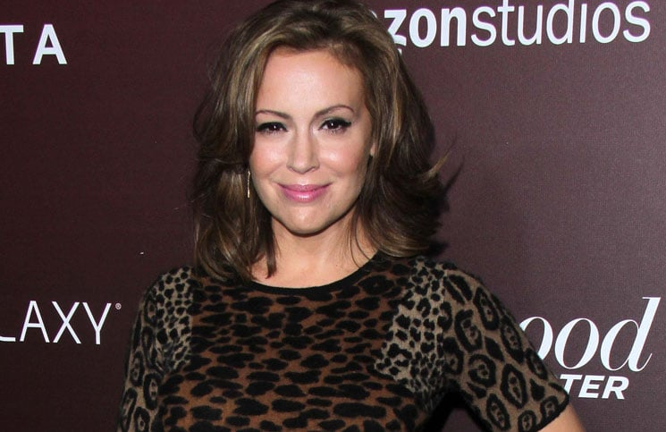 Alyssa Milano - The Hollywood Reporter's Next Gen 20th Anniversary Gala
