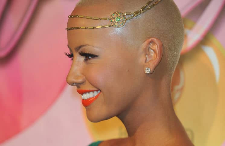 Amber Rose - Karma Foundation's 6th Annual Kandyland Event At The Playboy Mansion