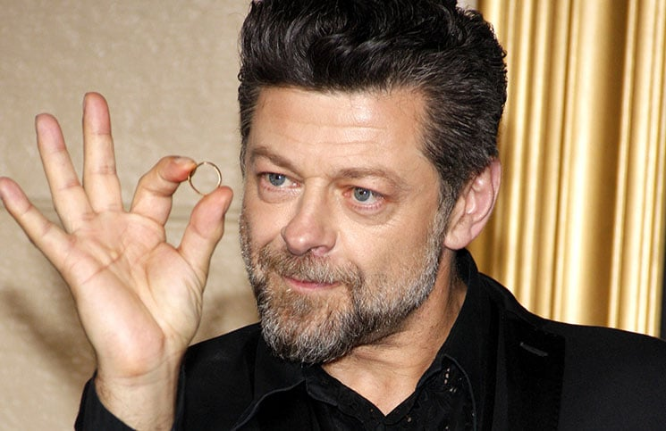 "Andy Serkis - ""The Hobbit: The Battle of the Five Armies"" Los Angeles Premiere"