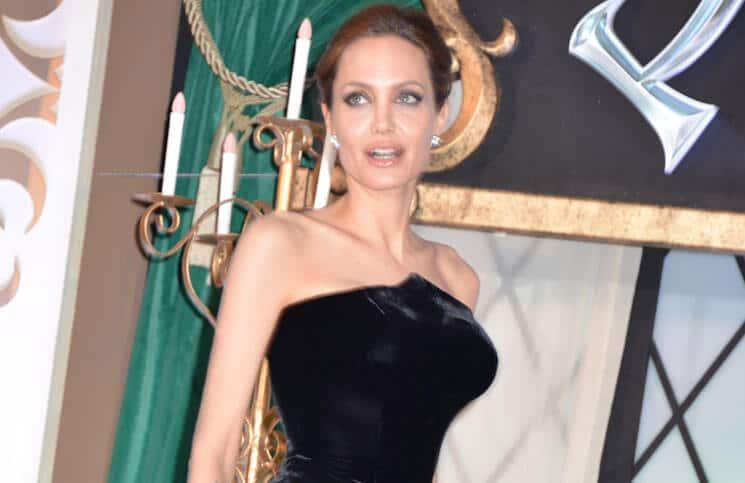 "Angelina Jolie - ""Maleficent"" Japan Premiere"