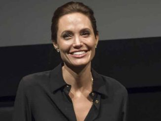 "Angelina Jolie - ""Unbroken"" New York City Screening"