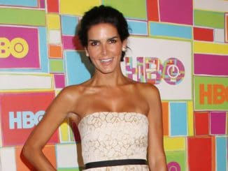 Angie Harmon - 66th Annual Primetime Emmy Awards - HBO Afterparty