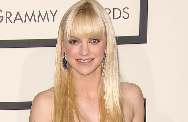 Anna Faris - 56th Annual Grammy Awards