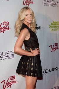 Anne Vyalitsyna - Sports Illustrated Party Hosted by Kate Upton at Marquee Nightclub in Las Vegas