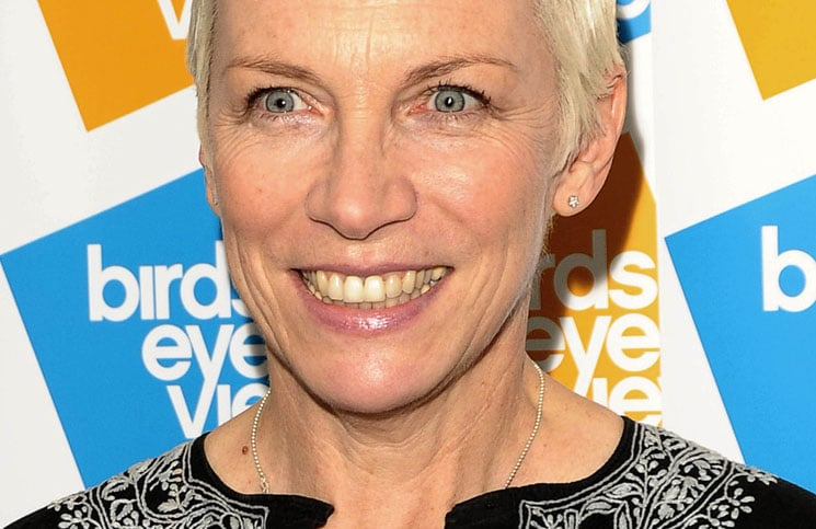 Annie Lennox - Birds Eye View Film Festival 2011