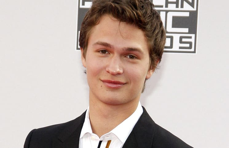 Ansel Elgort - 2014 American Music Awards
