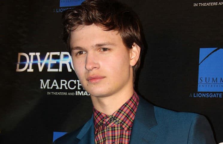 "Ansel Elgort - ""Divergent"" Chicago Premiere"
