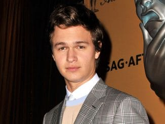Ansel Elgort - 21st Annual Screen Actors Guild Awards Nominations Announcement