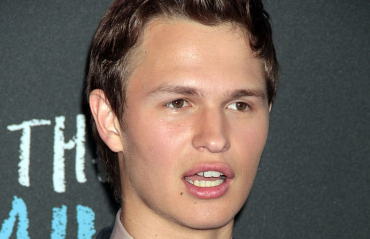 """Ansel Elgort - """"The Fault In Our Stars"""" New York Premiere"""