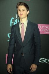 """Ansel Elgort - """"The Fault In Our Stars"""" New York Premiere - Arrivals - Ziegfeld Theater"""
