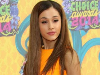 Ariana Grande - Nickelodeon's 27th Annual Kids' Choice Awards