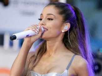 "Ariana Grande in Concert on NBC's ""Today Show"" at Rockefeller Center in New York City"