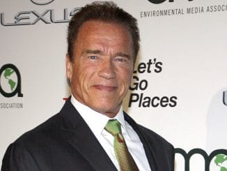 Arnold Schwarzenegger - 24th Annual Environmental Media Awards
