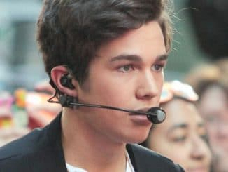 "Austin Mahone in Concert on NBC's ""Today Show"" at Rockefeller Center"
