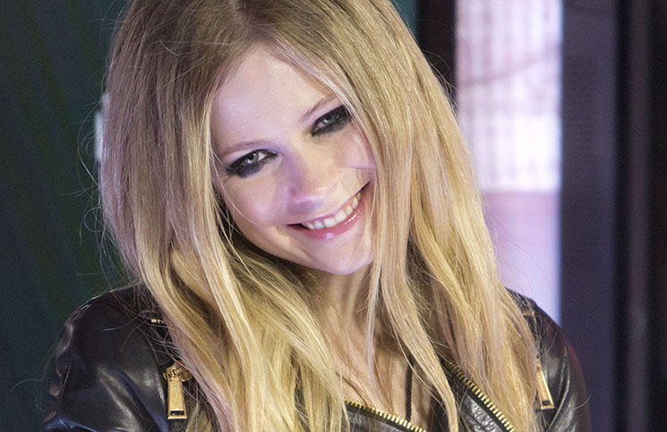Avril Lavigne - 2013 MuchMusic Video Awards