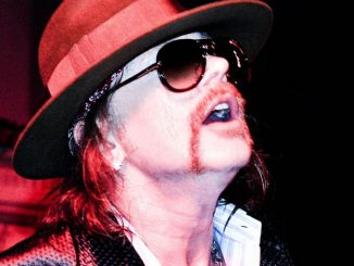 Axl Rose - Guns N' Roses - Mercedes-Benz Fashion Week Fall 2010 - L'Uomo Vogue Afterparty