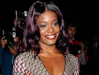 Azealia Banks - GQ Men of the Year Awards 2012 - Arrivals
