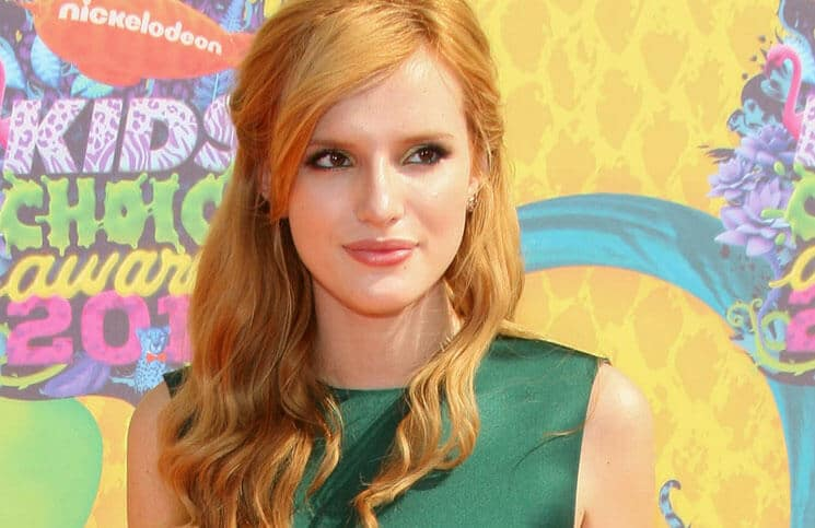 Bella Thorne - Nickelodeon's 27th Annual Kids' Choice Awards