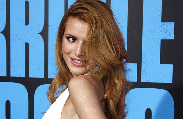 Bella Thorne - Premiere von Horrible Bosses 2 in Los Angeles
