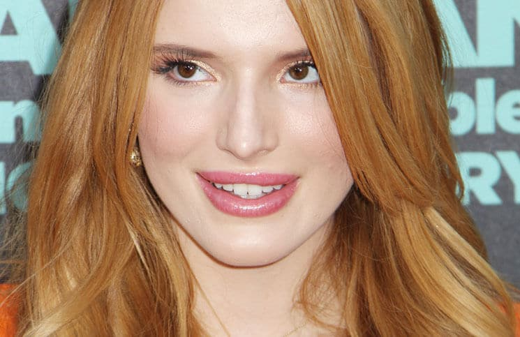 "Bella Thorne - ""Alexander and The Terrible, Horrible, No Good, Very Bad Day"" Los Angeles Premiere"
