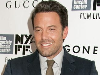 Ben Affleck - 52nd Annual New York Film Festival