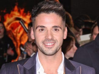 "Ben Haenow - ""The Hunger Games: Mockingjay - Part 1"" World Premiere"