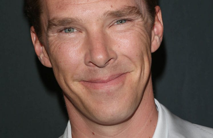 Benedict Cumberbatch - BAFTA Los Angeles 2014 Awards Season Tea Party