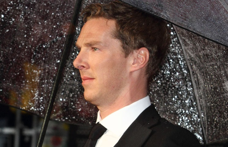 Benedict Cumberbatch - 58th Annual BFI London Film Festival