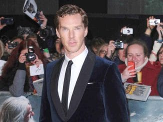 """Benedict Cumberbatch - """"The Hobbit: The Battle of the Five Armies"""" World Premiere"""