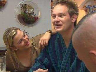 Ole und Becky bei Berlin Tag und Nacht