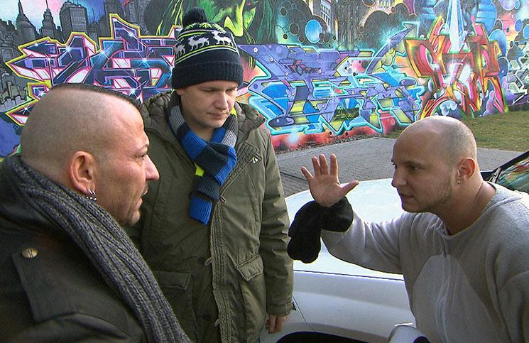 Berlin Tag und Nacht: Kann Fabrizio Ole ablenken? - TV News