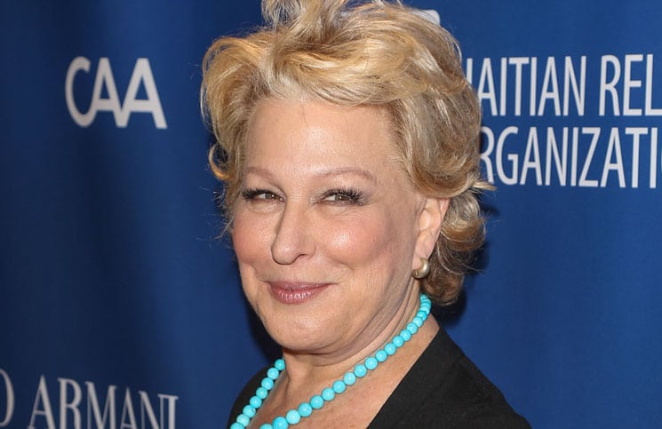 Bette Midler - 3rd Annual Sean Penn and Friends Help Haiti Home Gala Benefiting J/P HRO