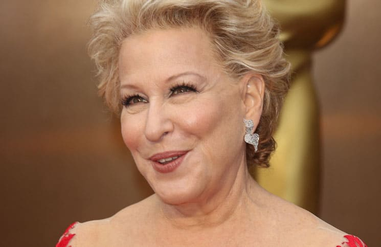 Bette Midler - 86th Annual Academy Awards