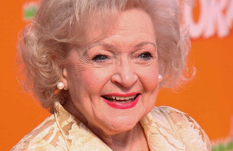 People`s Choice Awards: Betty White hat nicht damit gerechnet! - TV News